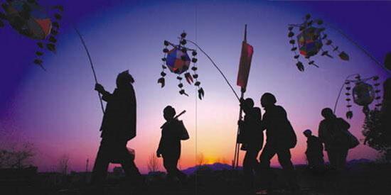 思南土家花灯2006年被中国列为国家非物质文化遗产
