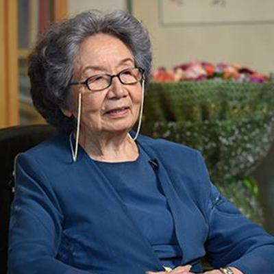 """叶嘉莹,中国最后一位女先生,""""我想把中国传统文化的莲心留下来"""""""