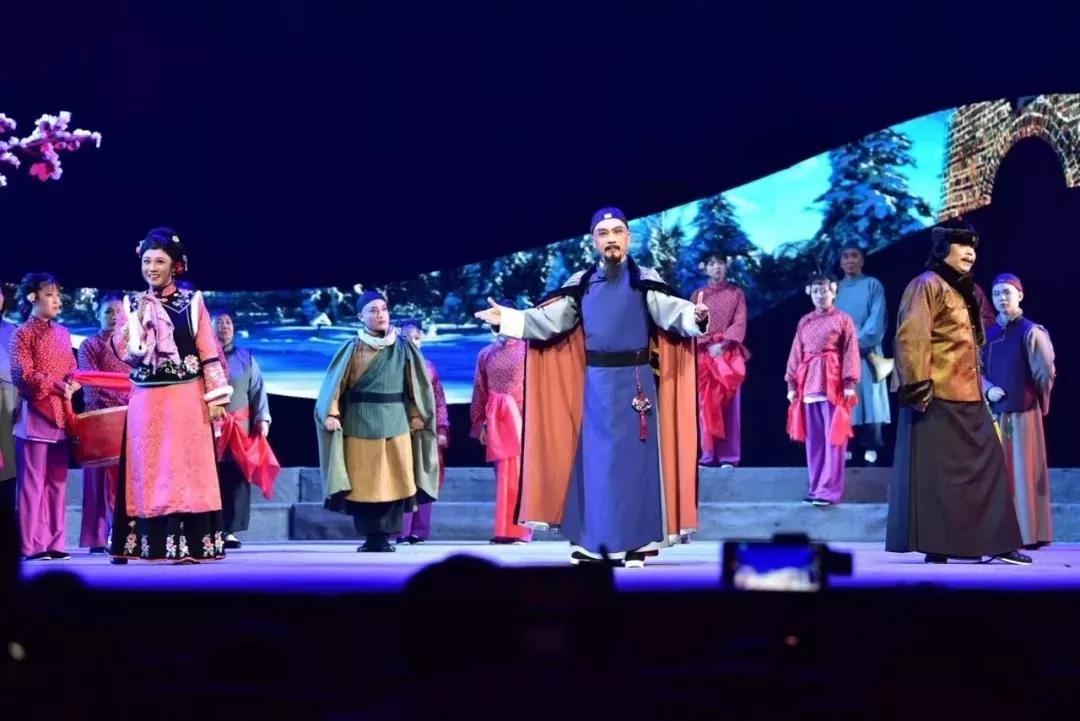 岭城骄傲!吉剧《怀德县令》即将登上北京大舞台