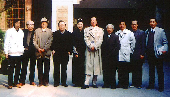 《书画百杰》朱曜奎在线作品展 – 中国文化视窗网络台