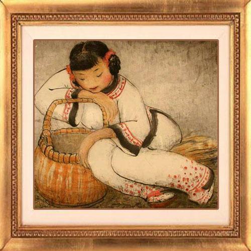 《书画百杰》潘玉良在线作品展 – 中国文化视窗网络台