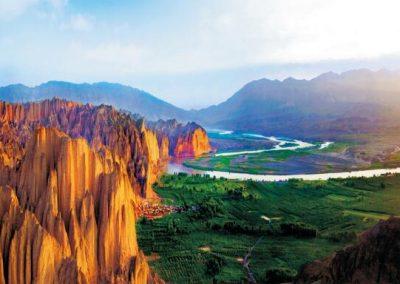 甘肃改革开放40年回眸|生态文明建