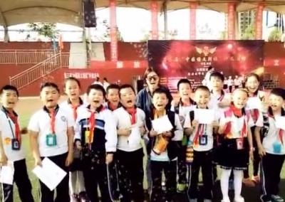 2017中国语文朗读评选活动 山西临汾分站活动视频