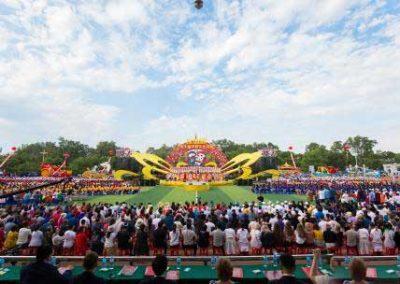 第十届中俄文化大集启幕:两国86座城市共赴文化盛宴