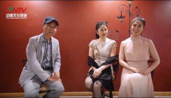 指挥家房飞携旅美歌手徐娇蓉、青年歌手杨飞飞一同重温经典,回味90年代的歌声