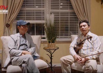 房飞专访旅美小提琴演奏家田燚:与艺术家们产生共鸣是音乐最大的魅力